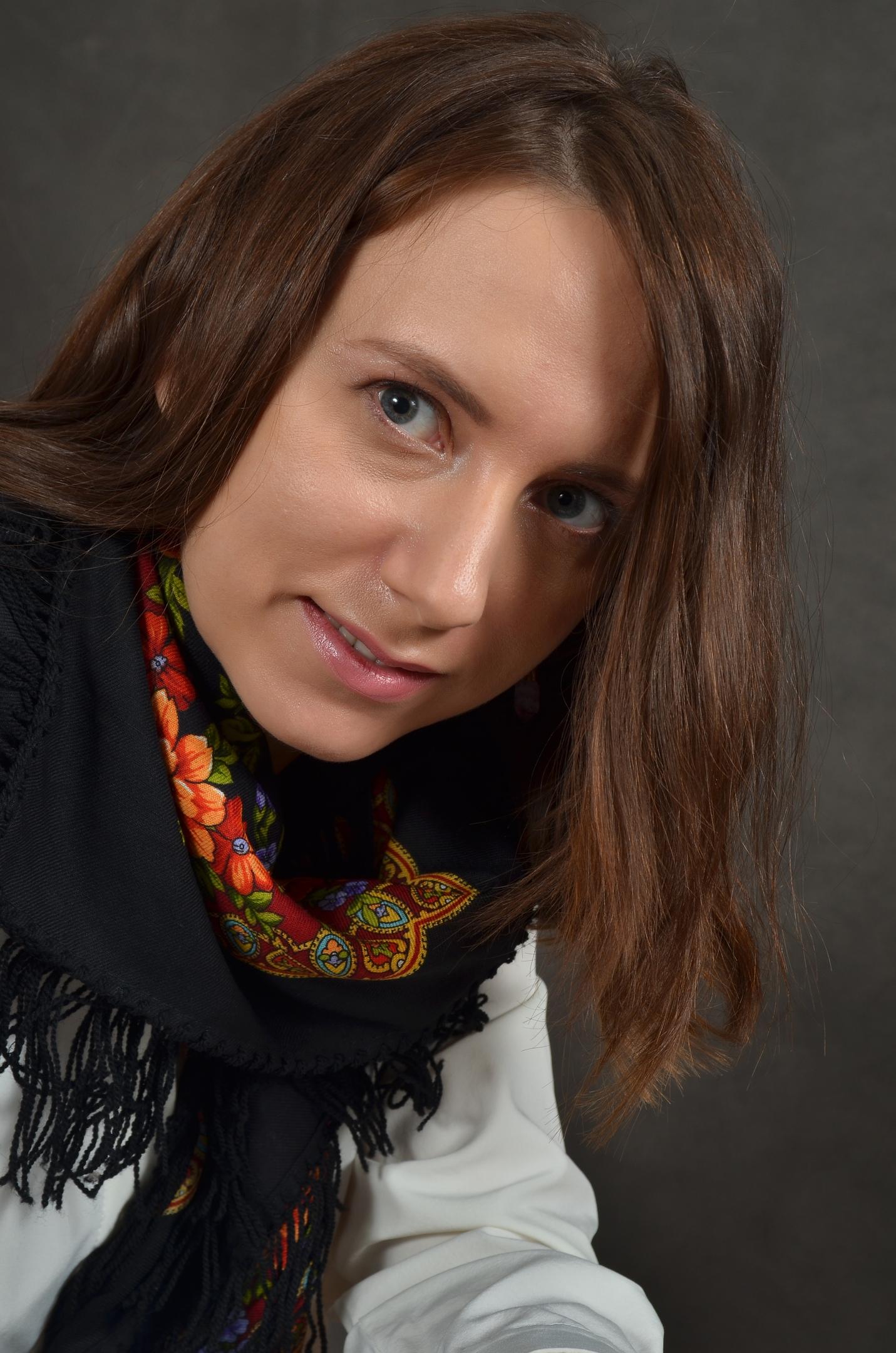 Мария Яхно